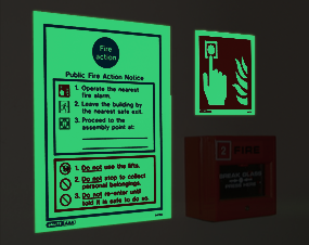 Jalite Fire Action Charts