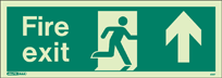Fire Exit Sign - Jalite