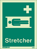 4386D - Jalite Stretcher Sign