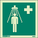 4389C - Jalite Emergency Shower Signs