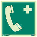 4392C - Jalite Emergency Telephone Sign