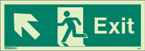 444T - Jalite Exit Sign