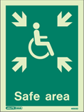 4650D - Jalite Mobility Impaired Safe Area