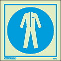 5476C - Jalite Wear protective Clothing Sign