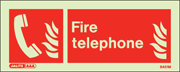 6451M - Jalite Fire Telephone Location Signs