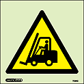 7099C - Warning Fork Lift Sign