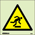 7507C - Jalite Warning Trip Hazard Sign