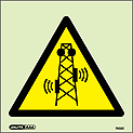 7532C - Jalite Warning RF Radiation Transmitter Sign