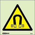 7544C - Jalite Warning Magnetic Field Sign
