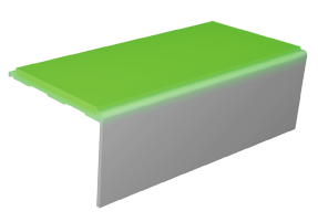 US978 - Jalite rigid Stair Tread Markers
